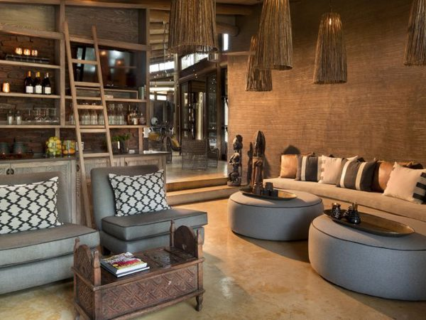 Marataba Safari Lodge Relaxation Area