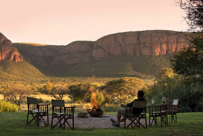 Marataba Safari Lodge South Africa Sunset View