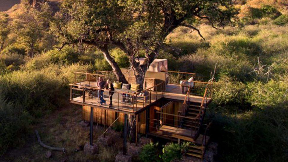 Marataba Safari Lodge Treehouse