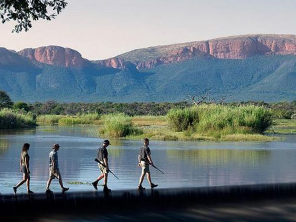 Marataba Safari Lodge Walking Trails