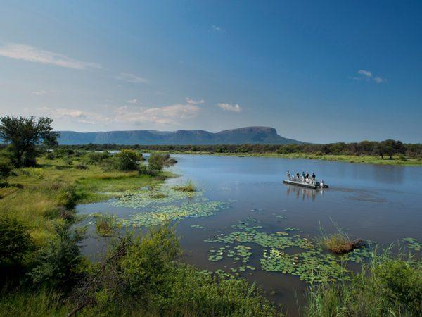 Marataba Safari Lodge Water Safari