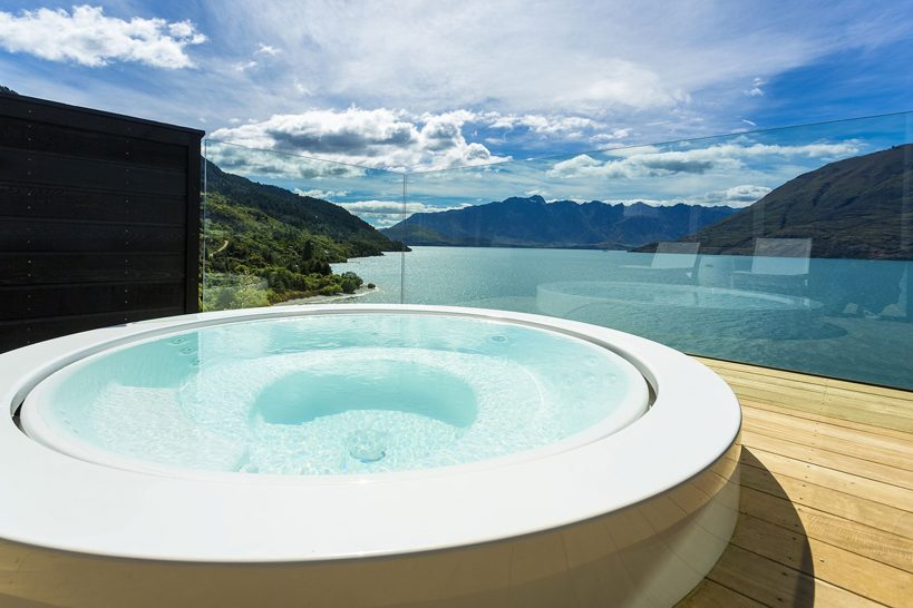 Matakauri Lodge Queenstown Jacussi