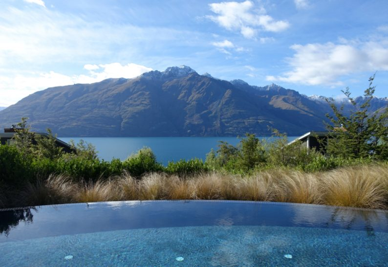 Matakauri Lodge Queenstown Pool