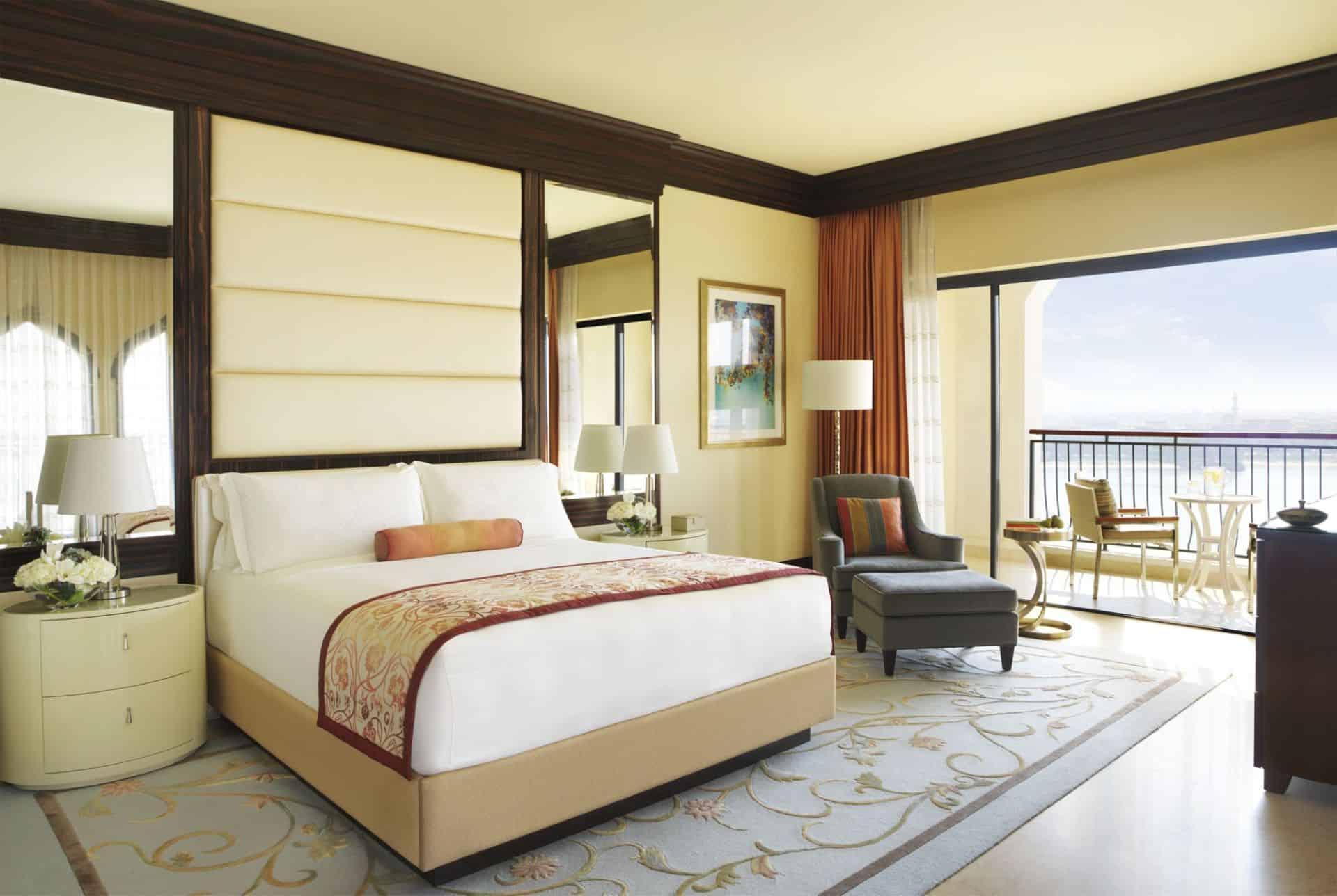 Ritz Carlton Abu Dhabi Deluxe Room