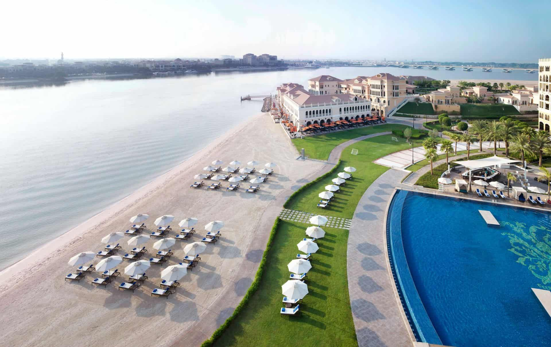 Ritz carlton grand canal abu dhabi overview