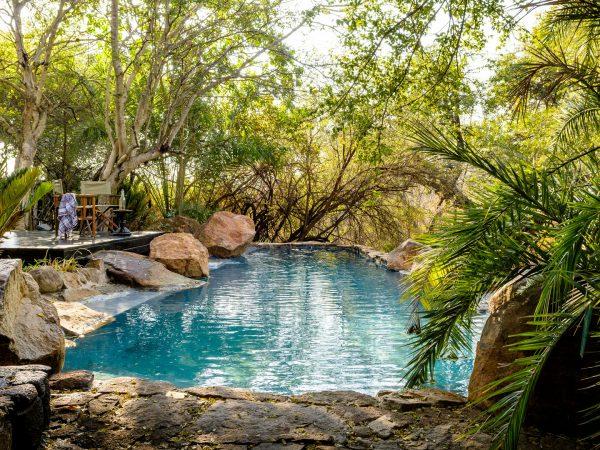 Singita Ebony Lodge Pool