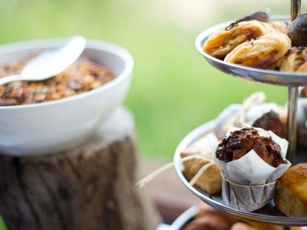 Singita Ebony Lodge Food