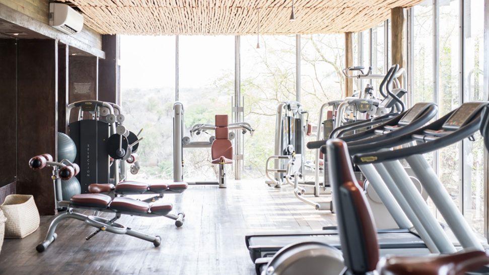 Singita-Lebombo-gym
