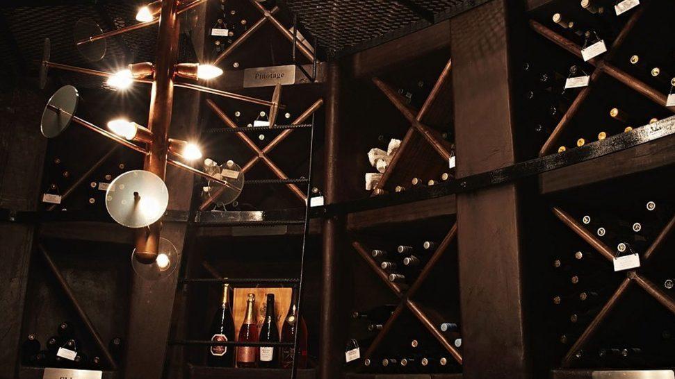 Singita Lebombo wine