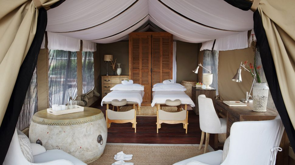 Singita Serengeti House Spa
