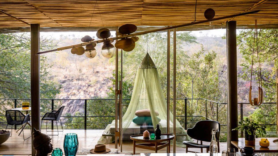 Singita Sweni Lodge Suite