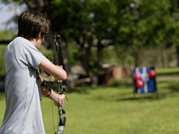 Singita-Sweni archery