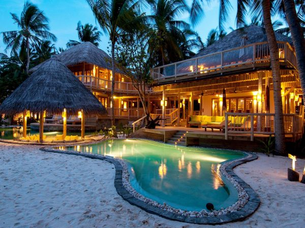 Soneva Fushi Jungle Reserve 4 Bedrooms