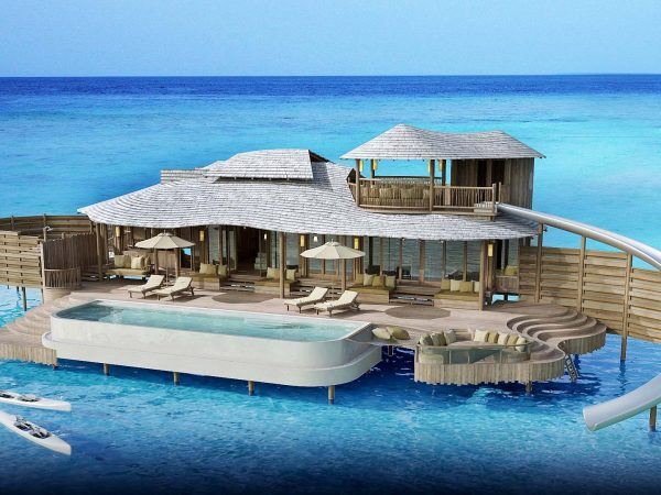 Soneva Fushi One Bedroom Water Retreat
