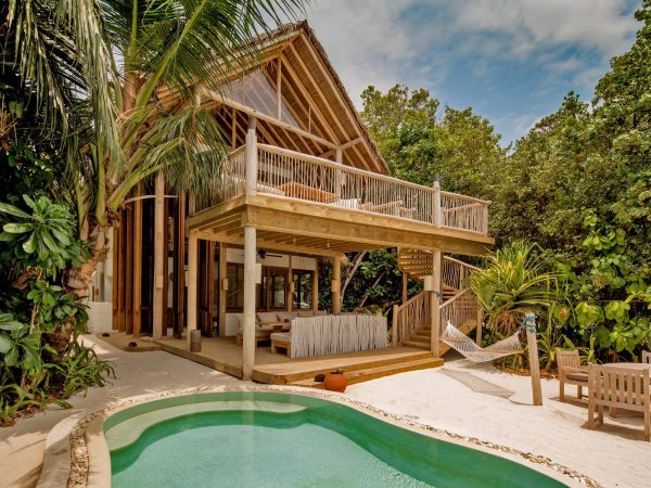 Soneva Fushi Two Bedroom Crusoe Suite with Pool