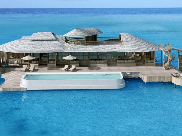 Soneva Fushi Two Bedroom Water Retreat