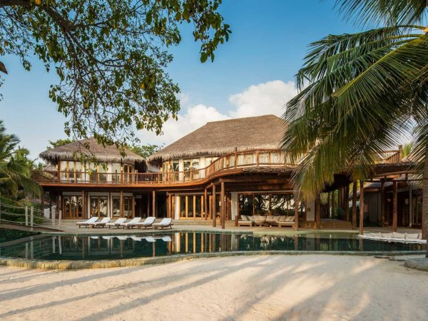 Soneva Fushi Villa 42 with 6 Bedrooms