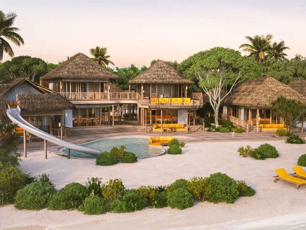 Soneva Fushi Villa 43 Sunset Reserve 6 Bedrooms
