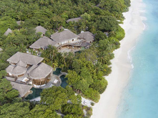 Villa41 Aerial Shot 3 by Richard Waite