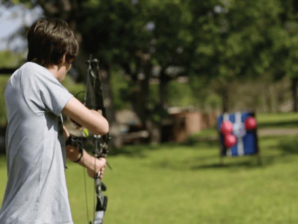 Singita Ebony Lodge Archery