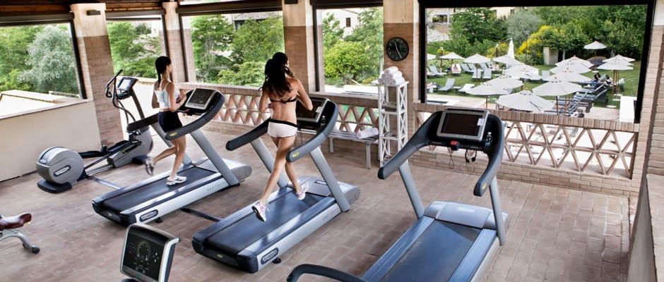 castel monastero gym
