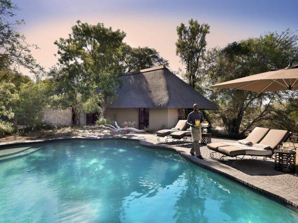 AndBeyond Ngala Safari pool