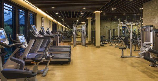 Banyan tree yangshuo gym