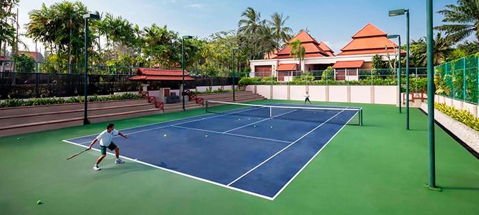 Banyan Tree Phuket Tennis Courts
