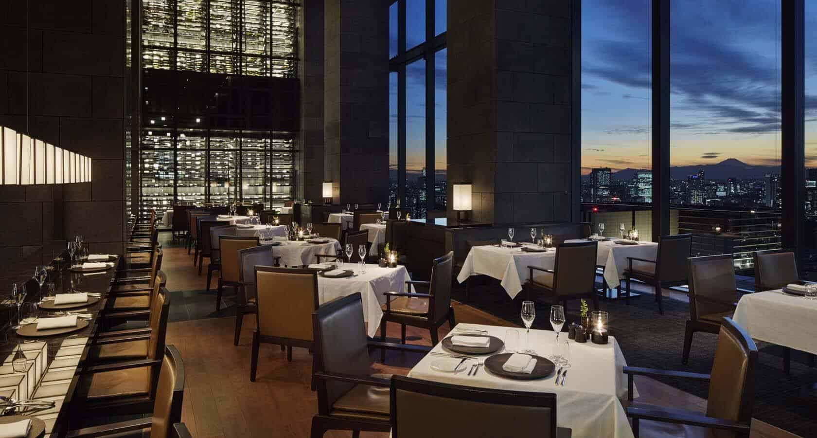Aman Tokyo Arva Restaurant