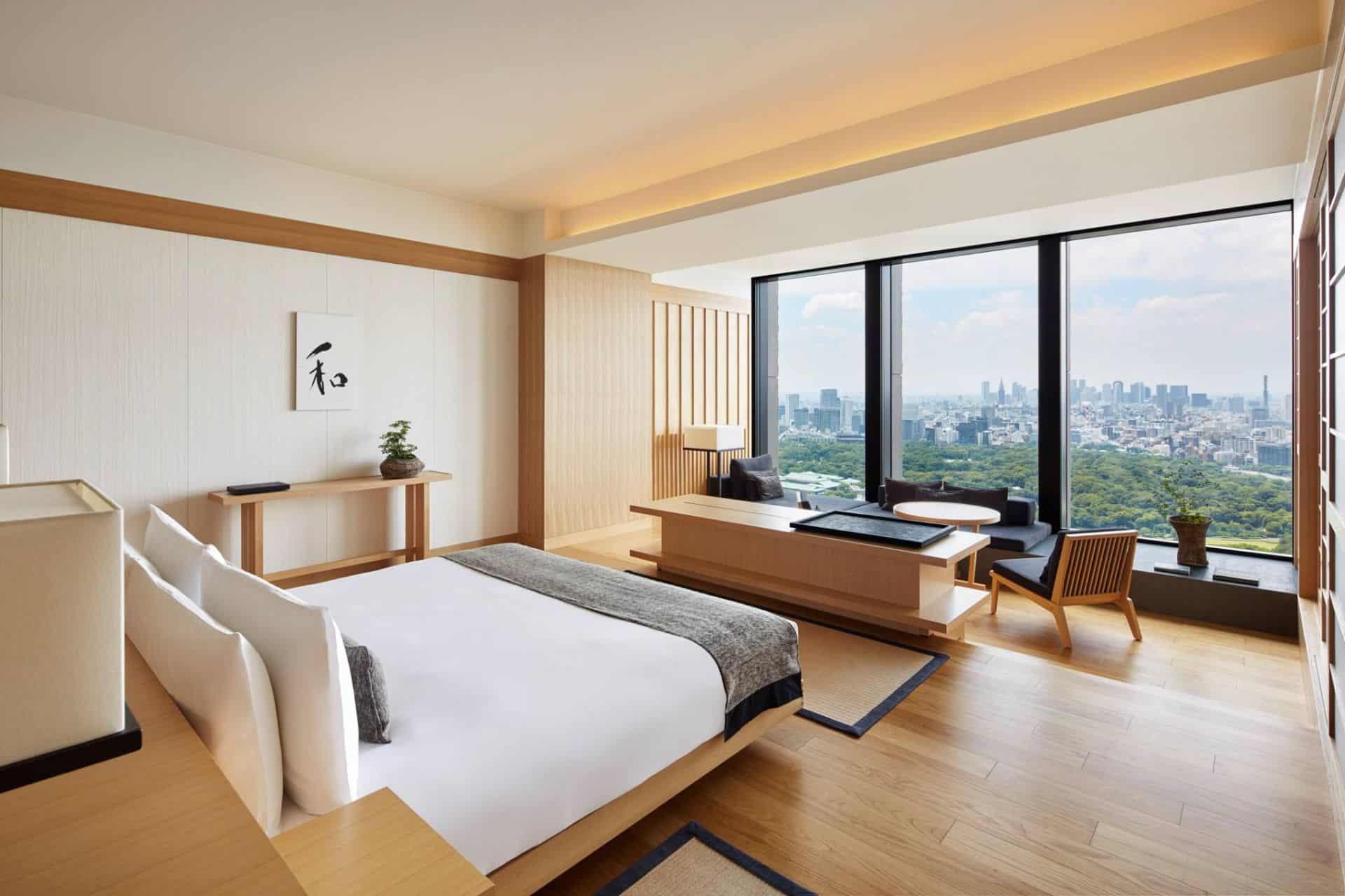 Aman Tokyo Deluxe Room
