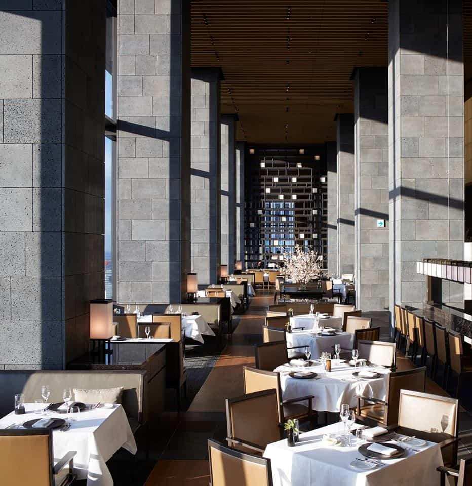 Aman Tokyo Lobby Lounge