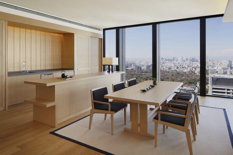 Aman Tokyo Suite