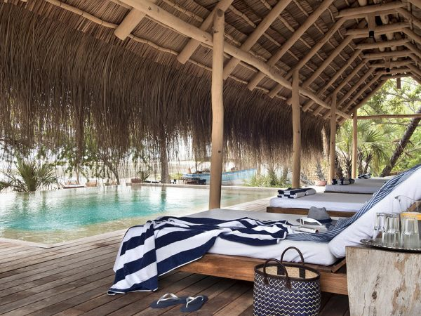 AndBeyond Benguerra Island pool
