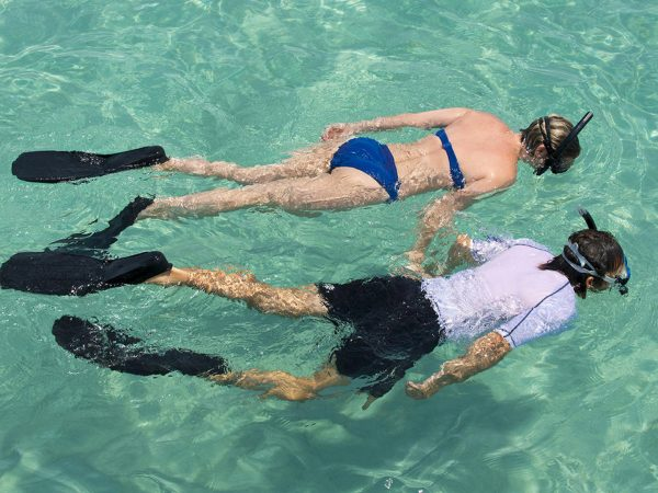 AndBeyond Benguerra Island snorkling
