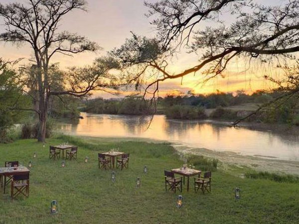 AndBeyond Grumeti Serengeti Tented Camp view