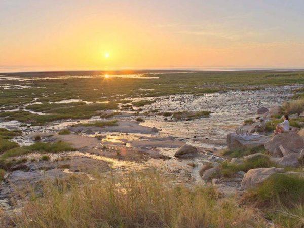 AndBeyond Grumeti Serengeti Tented Camp lake victoria