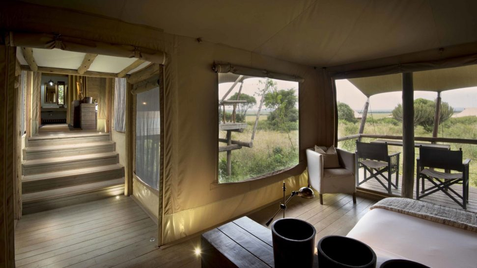 AndBeyond Kichwa Tembo Tented Camp Family Tent