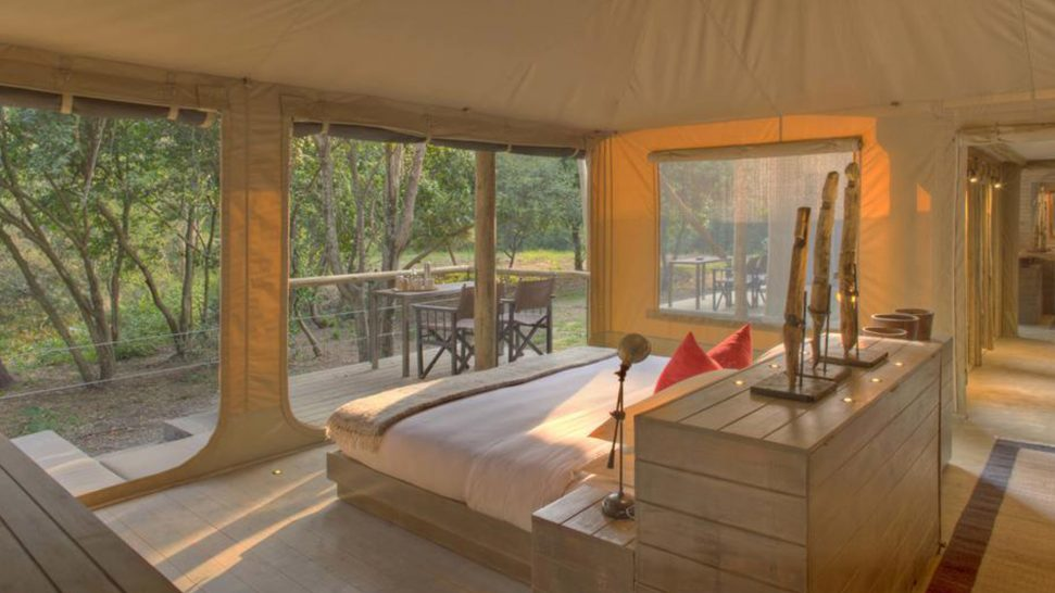 AndBeyond Kichwa Tembo Tented Camp Superior Room