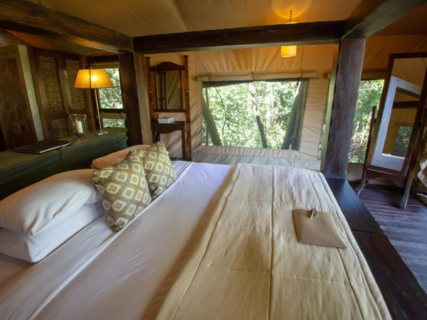 AndBeyond Kichwa Tembo Tented Camp Classic Tent