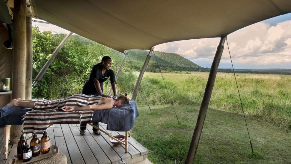 AndBeyond Kichwa Tembo Tented Camp-spa