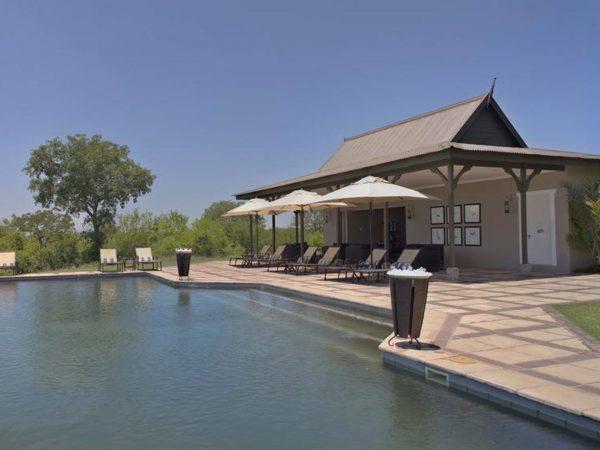 AndBeyond Kirkman's Kamp pool