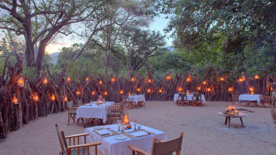 AndBeyond Lake Manyara Tree Lodge luxury safari