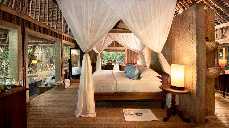 AndBeyond Mnemba Island Lodge room