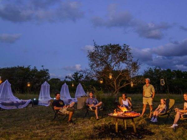 AndBeyond Phinda Forest Lodge Night Under The Stars