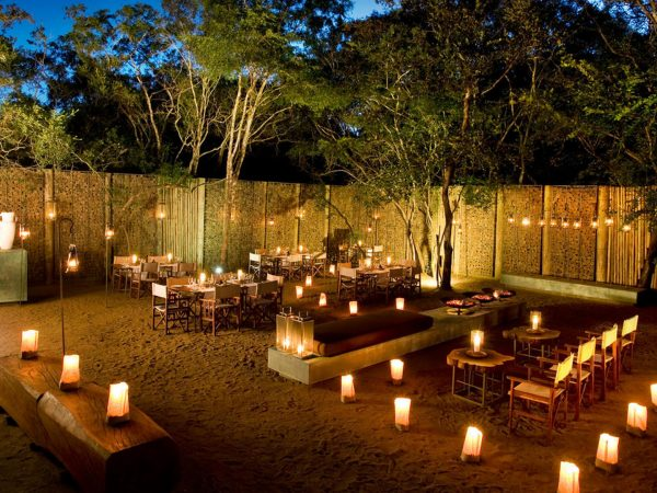AndBeyond Phinda Forest Lodge Restaurant