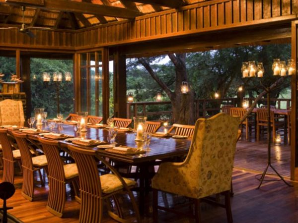 AndBeyond Phinda Forest Restaurant