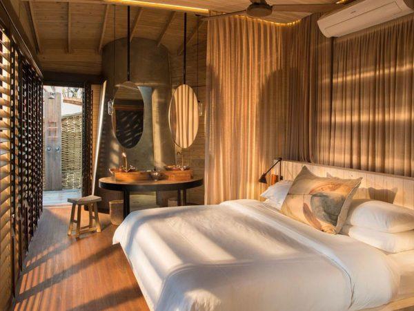 AndBeyond Sandibe Okavango Safari Lodge Room Suite