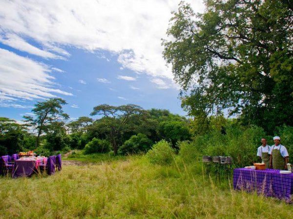AndBeyond Serengeti Under Canvas bact lake