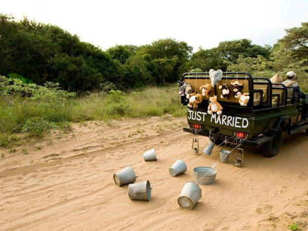 AndBeyond Serengeti Under Canvas honeymoon offer