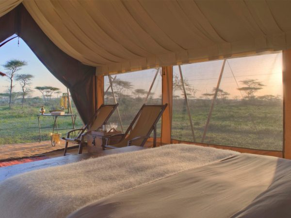 AndBeyond Serengeti Under Canvas room